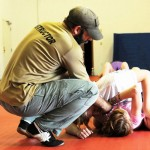 Ground Work and Grappling in Core 2 Self Defense